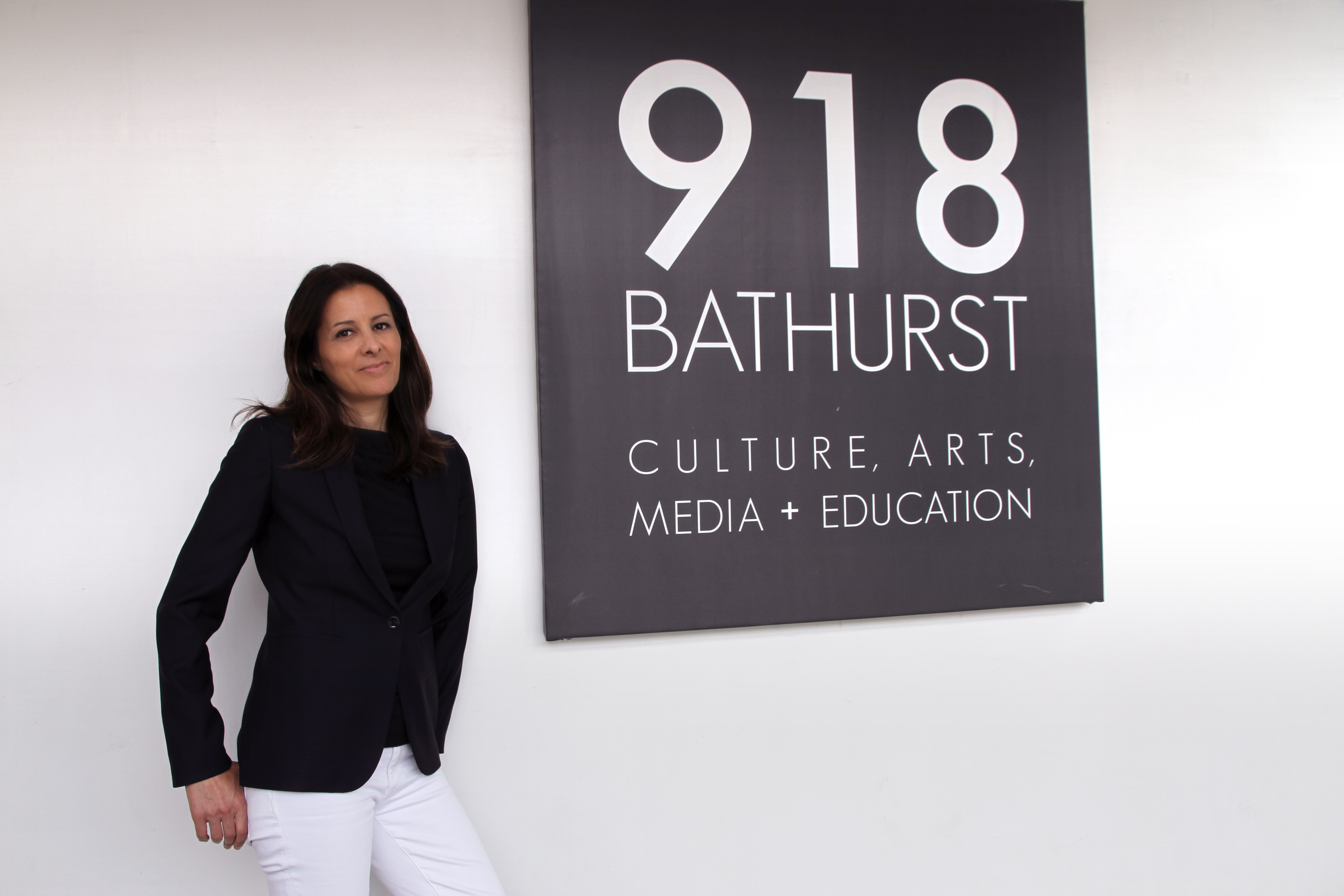 Daniela Nardi Appointed new Executive and Artistic Director  for 918 Bathurst