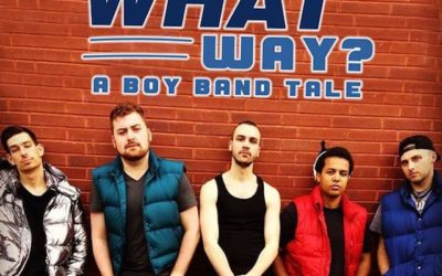 NOV 24-26 • You Want it What Way? A Boy Band Tale